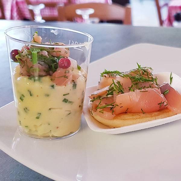 Traiteur - Le Lavoir - Restaurant Grasse
